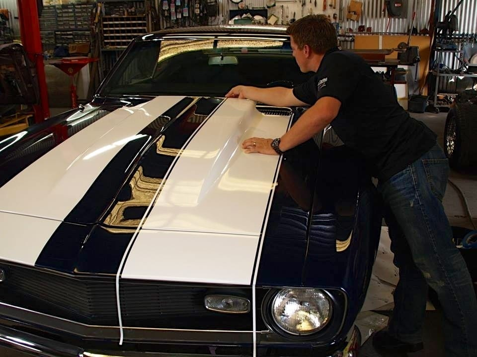 Vinyl Wrap Training and Consulting by Thumbprint